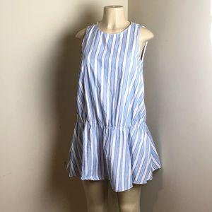 Zara tunic Striped dress